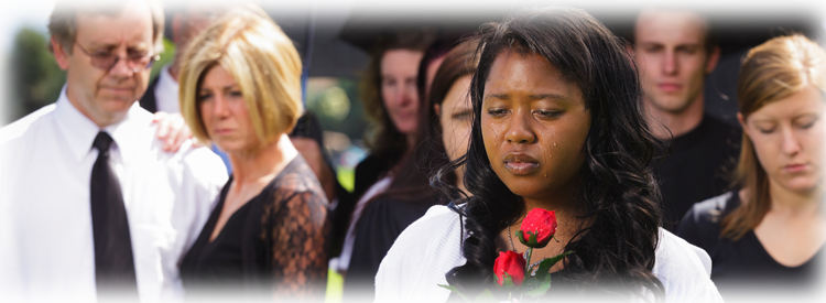What to Say when Comforting Mourners